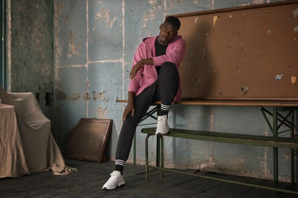 adidas Originals présente sa nouvelle campagne P.O.D avec Paul Pogba