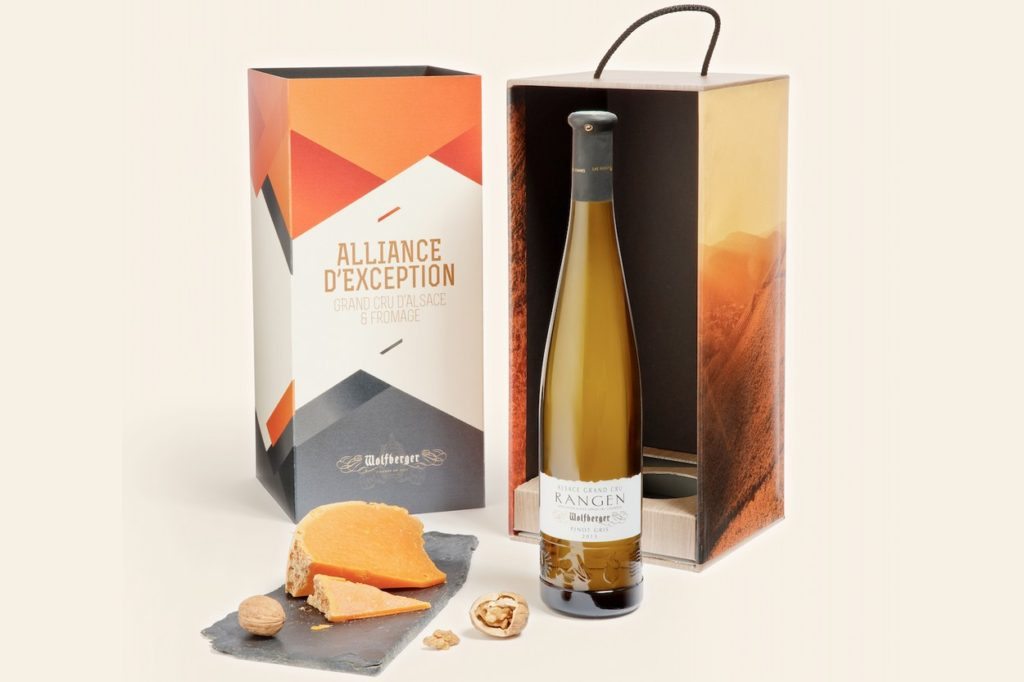 Coffret Alliance d'Exception Wolfberger