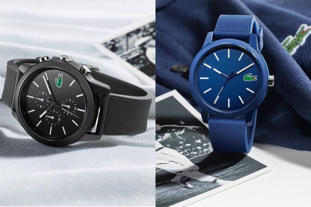 LACOSTE présente sa collection de montres LACOSTE.12.12.