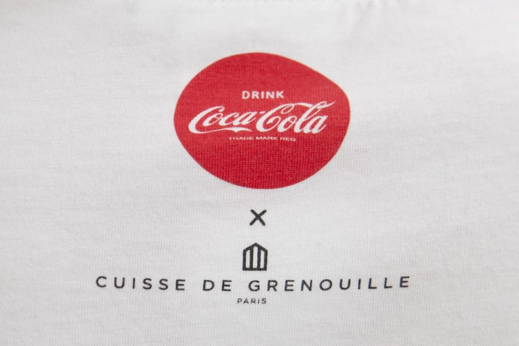 Collection exclusive Coca-Cola x Cuisse de Grenouille