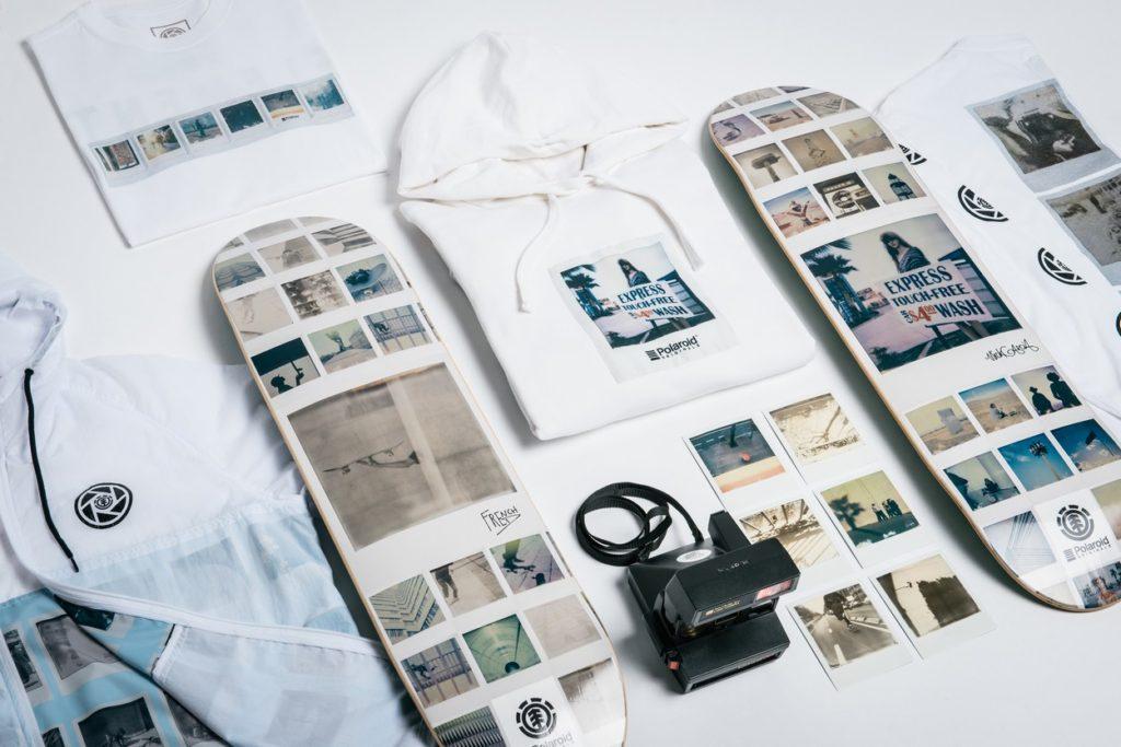 Element x Polaroid Originals