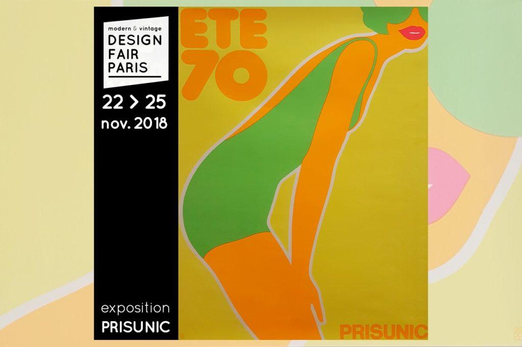 """Exposition : PRISUNIC """"Le Beau au Prix du Laid"""""""