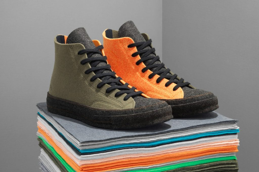 "Collection J.W. Anderson x Converse Chuck 70 ""Felt"""
