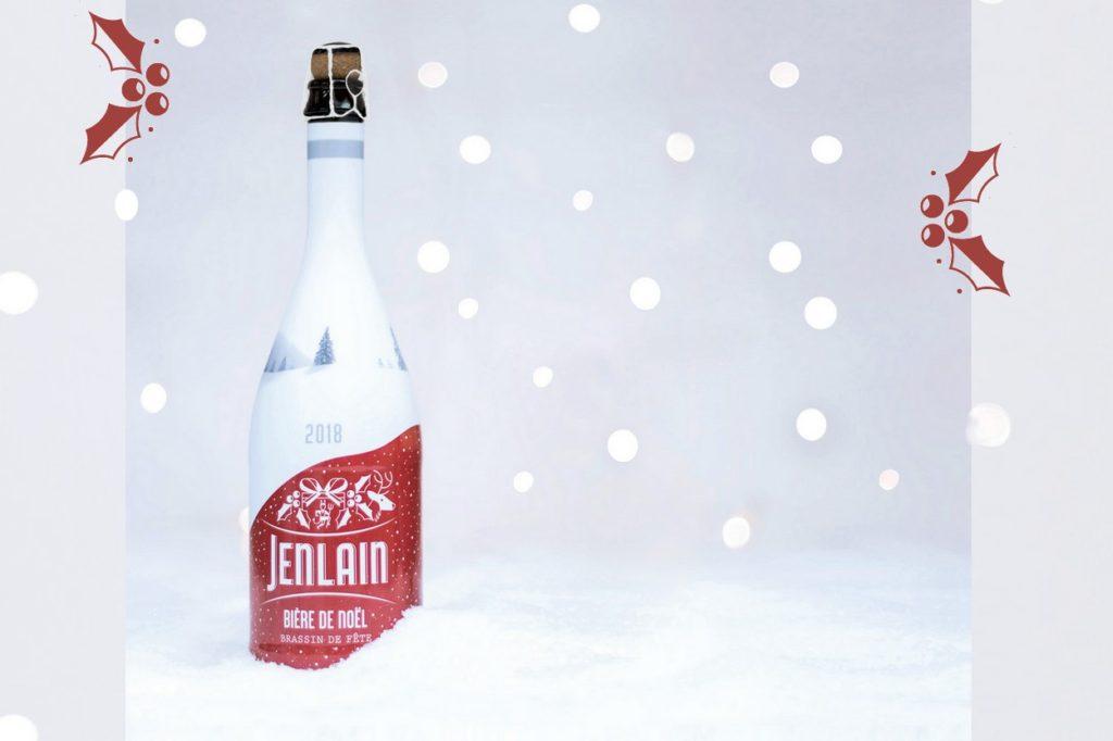 Jenlain bière de Noël édition 2018