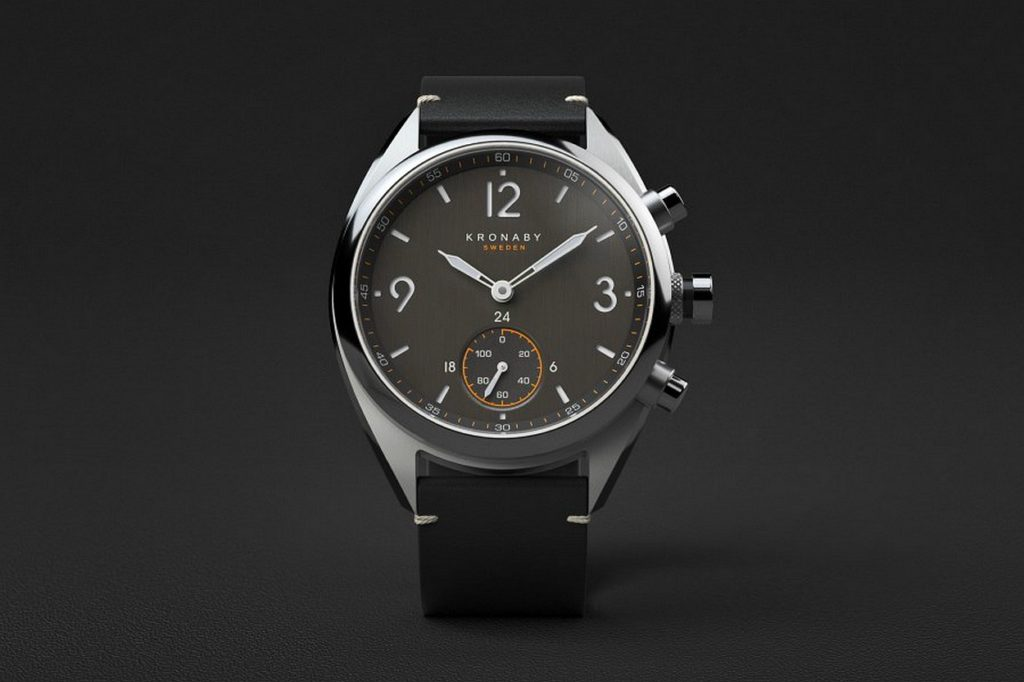 Montre Kronaby APEX 41 mm