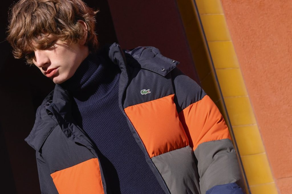 Lookbook LACOSTE Automne/Hiver 2018