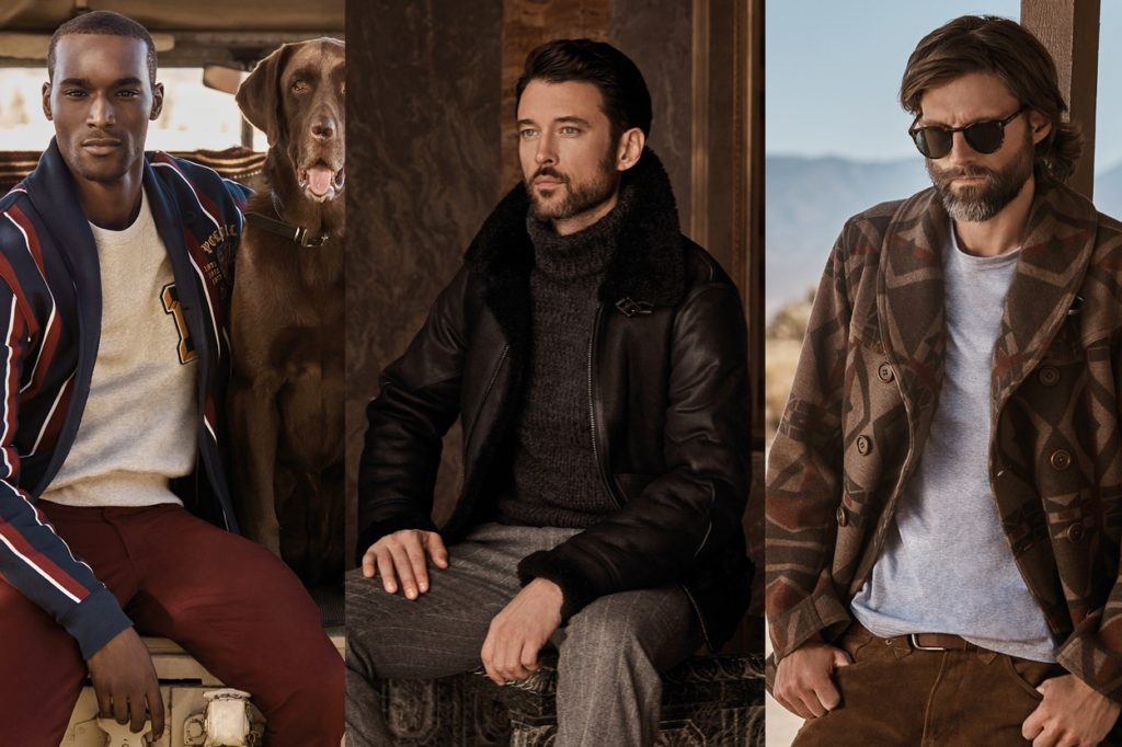 MR PORTER x Ralph Lauren capsule collection