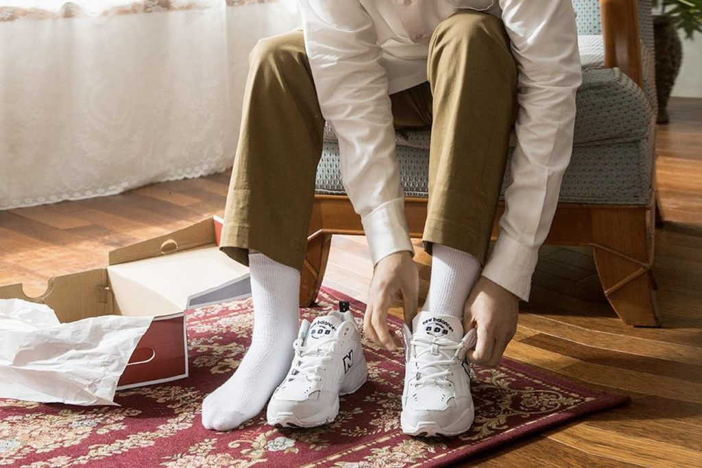 "New Balance 608v1, l'originale ""Chunky"" sneaker"