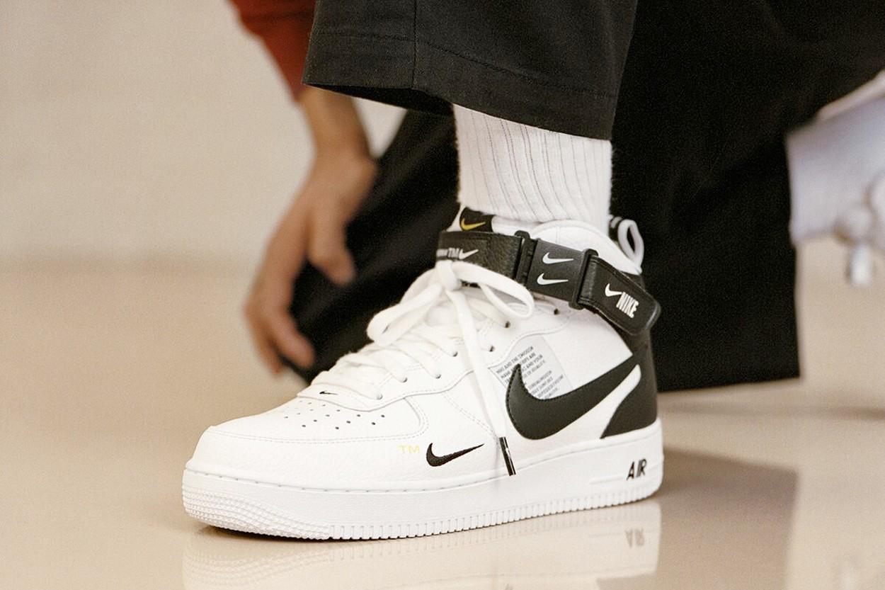 design intemporel 9996d 83453 Nike Air Force 1