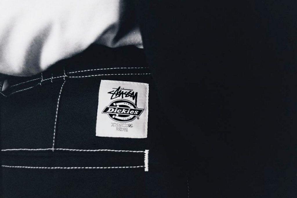 "Stüssy x Dickies ""International Workgear"""