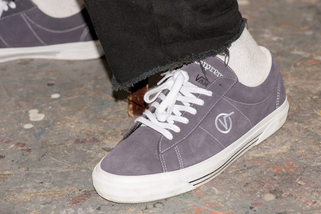 Collection Supreme x Vans Sid Pro