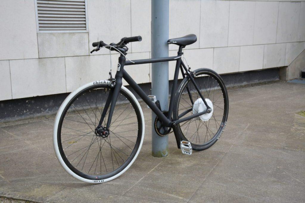 Vélo électrique Furtivoo