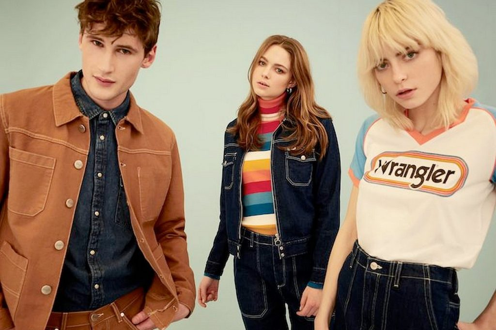 Collection Wrangler Automne/Hiver 2018