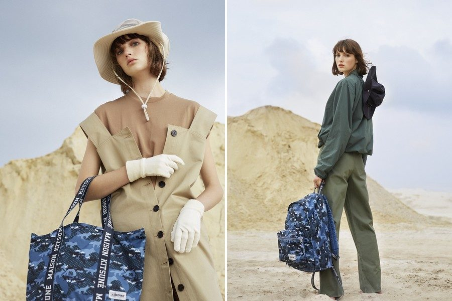 Eastpak-x-Maison-Kitsuné-ss19-capsule-collection-02