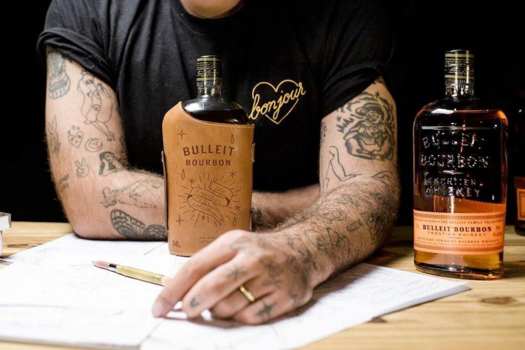 Bulleit Bourbon x Jean André