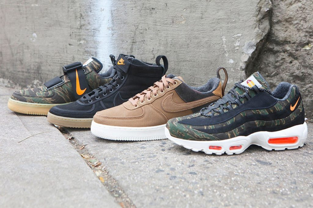 Collection Carhartt WIP x Nike