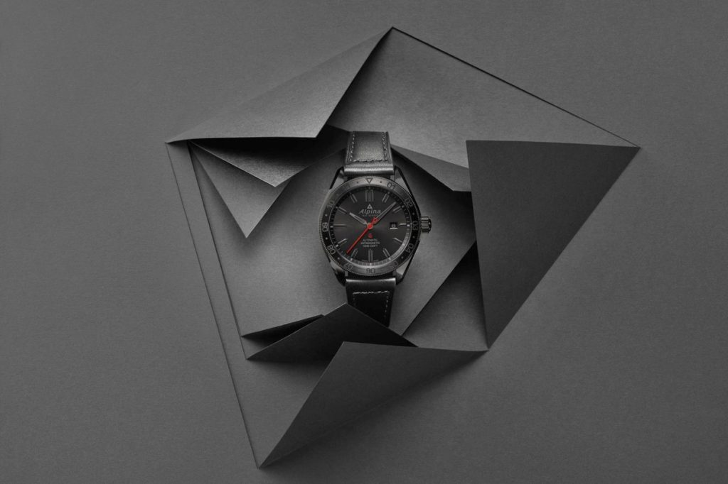 "Montres Alpina ""Shadow Line"""