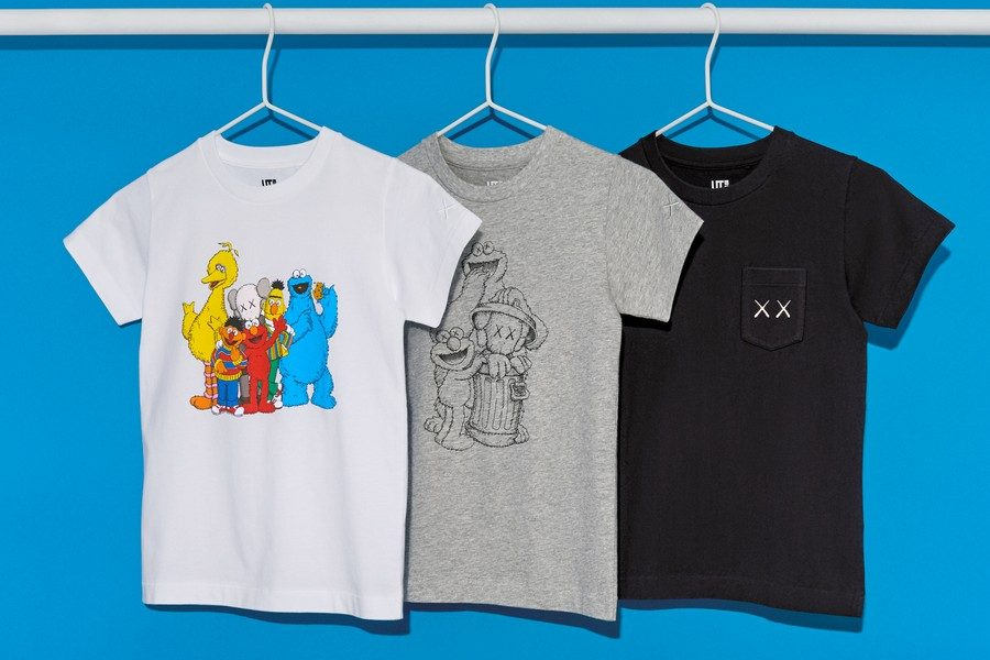 seconde-collection-kaws-x-uniqlo-ut-sesame-street-01