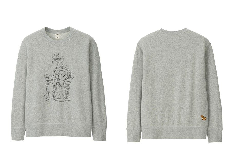 seconde-collection-kaws-x-uniqlo-ut-sesame-street-10