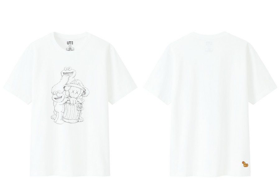 seconde-collection-kaws-x-uniqlo-ut-sesame-street-14