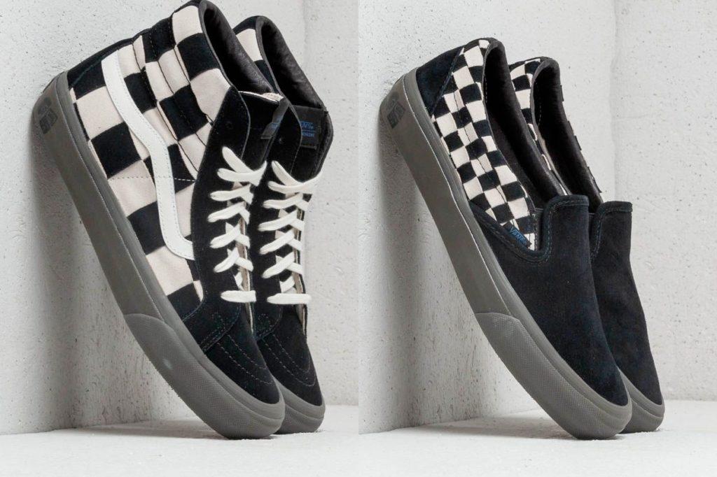 """Taka Hayashi x Vans """"Checkerboard"""" Pack"""