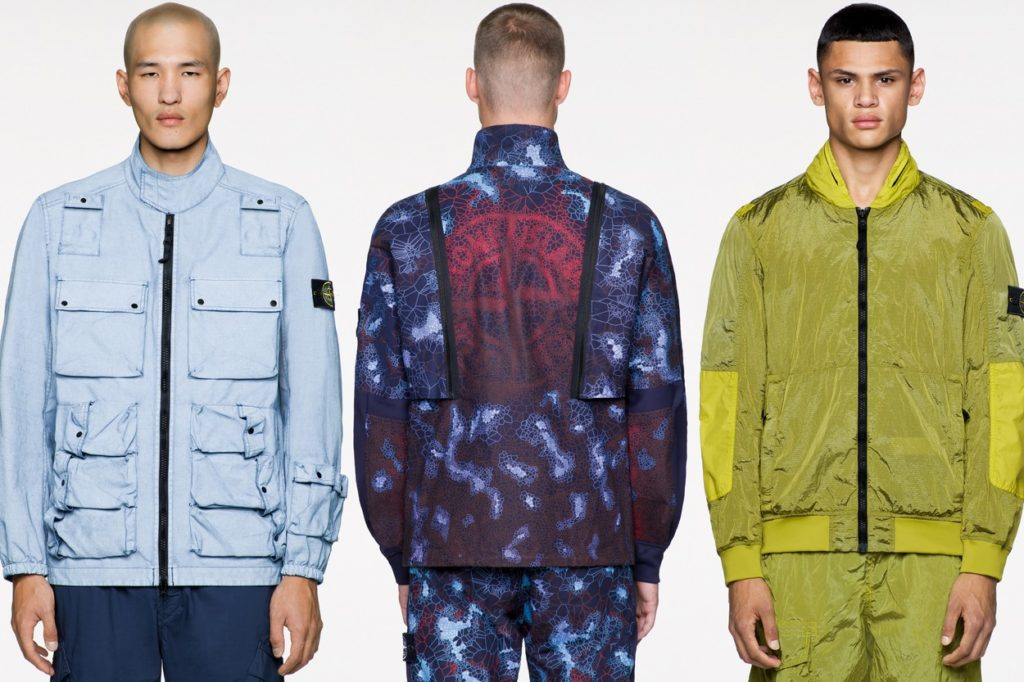 "Stone Island ""Icon Imagery"" Printemps/Été 2019"