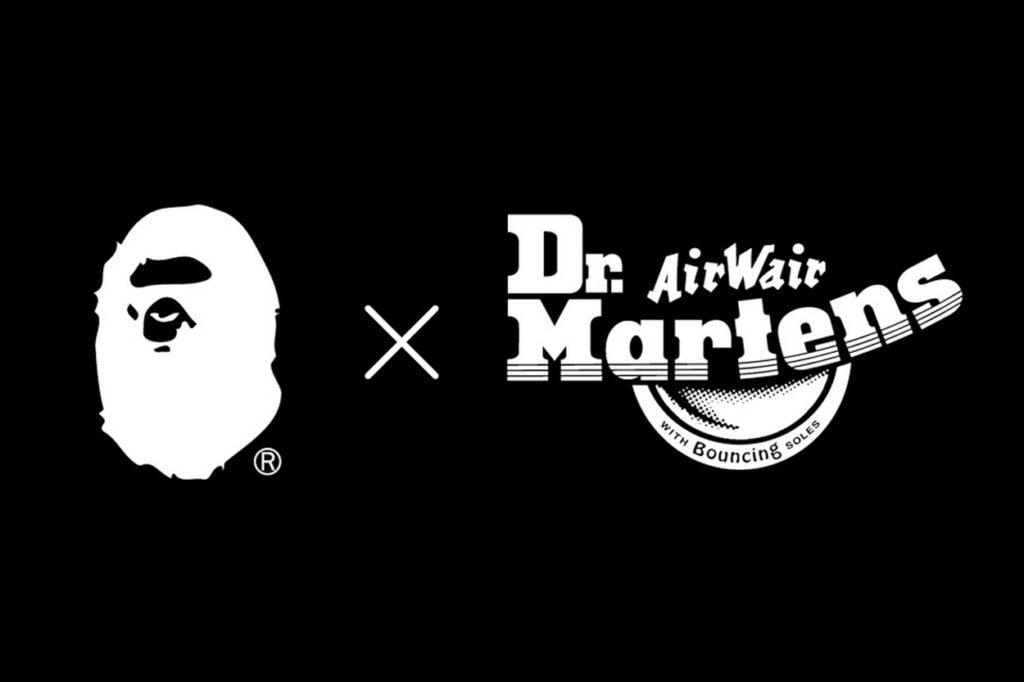 BAPE x Dr. Martens Hiver 2018