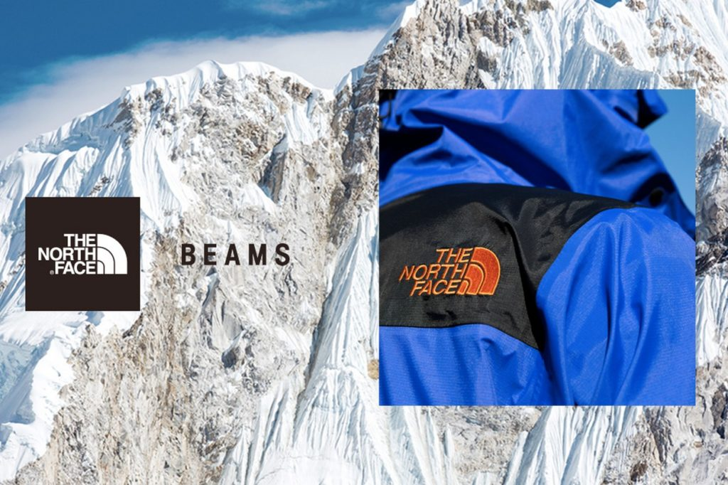 BEAMS x The North Face Hiver 2018