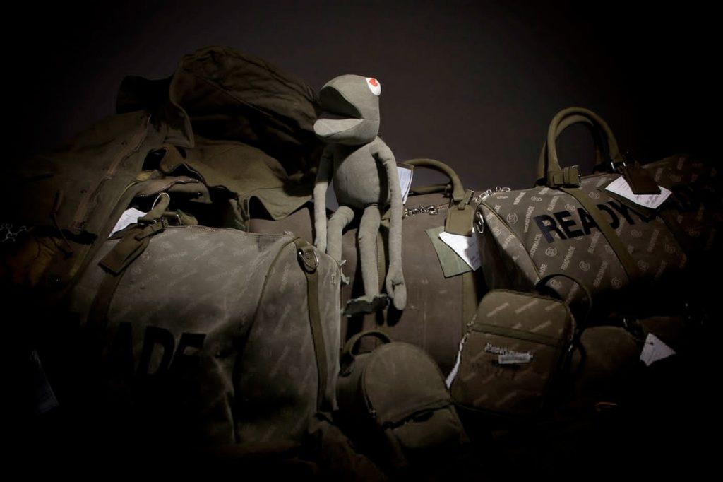 CLOT x READYMADE