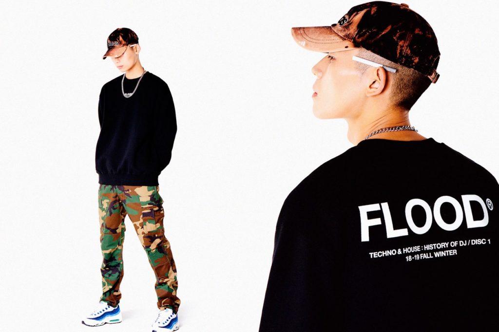 Lookbook FLOOD Automne/Hiver 2018
