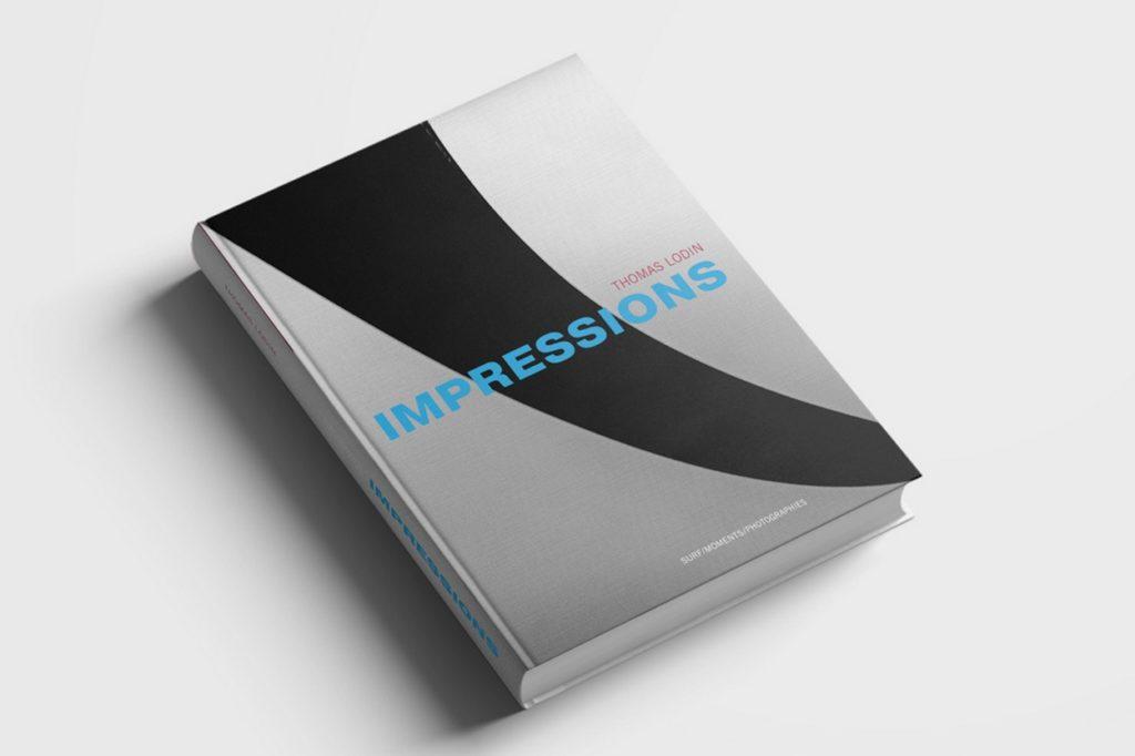 Livre IMPRESSIONS par Thomas Lodin