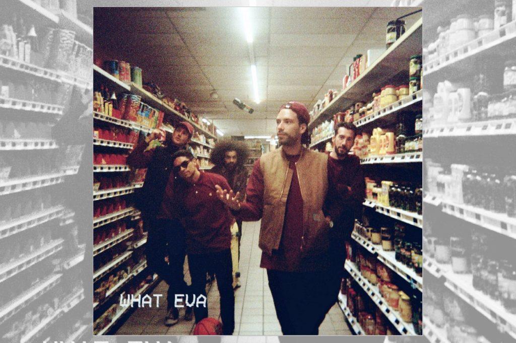 La Fine Equipe Feat. Mr. J. Medeiros - What Eva