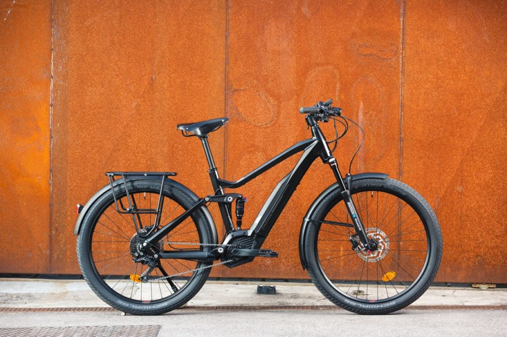Moustache Bikes Friday 27 FS Limited
