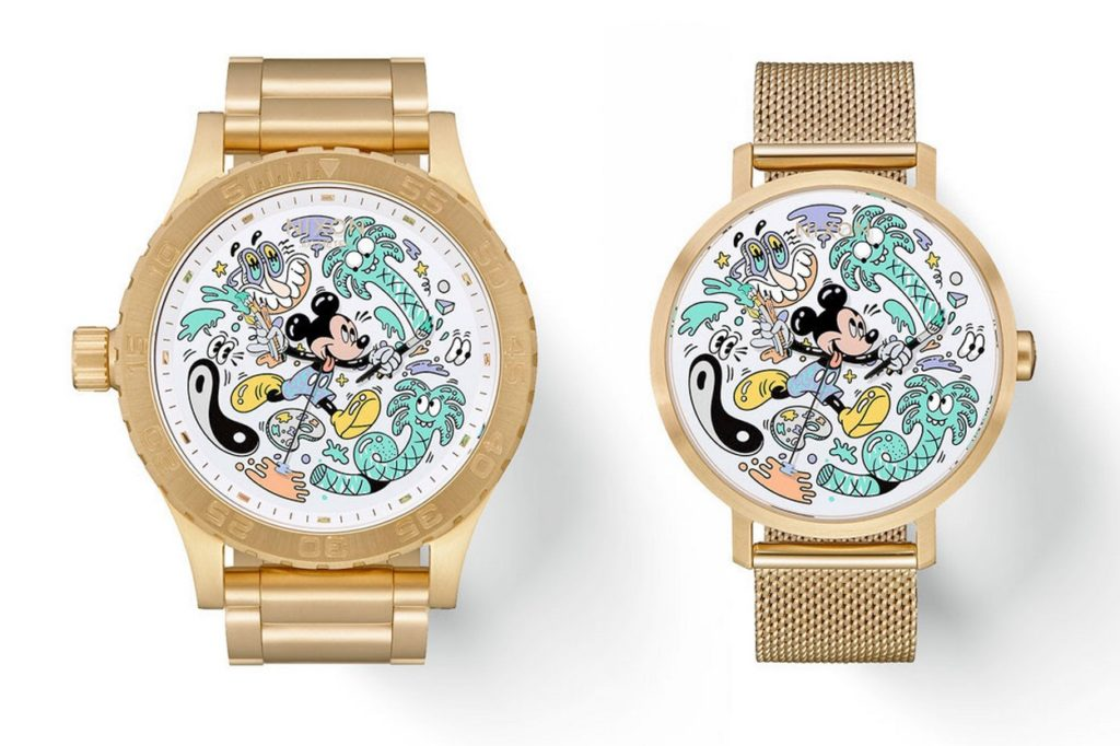 NIXON & Steven Harrington x Disney