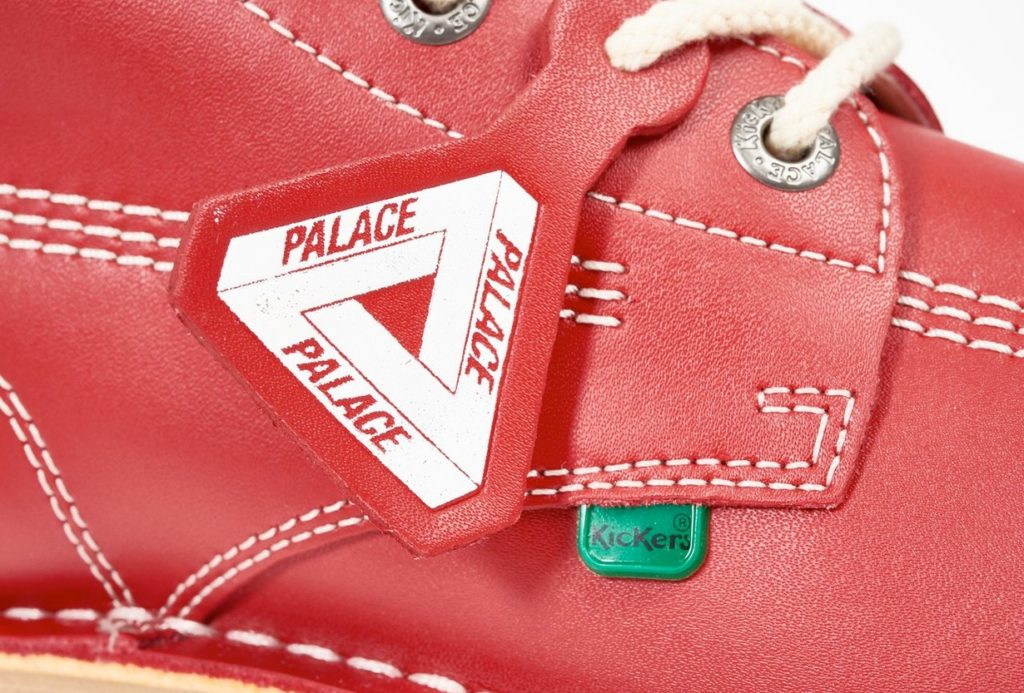 "Palace Skateboards x Kickers ""Kick-Hi"""
