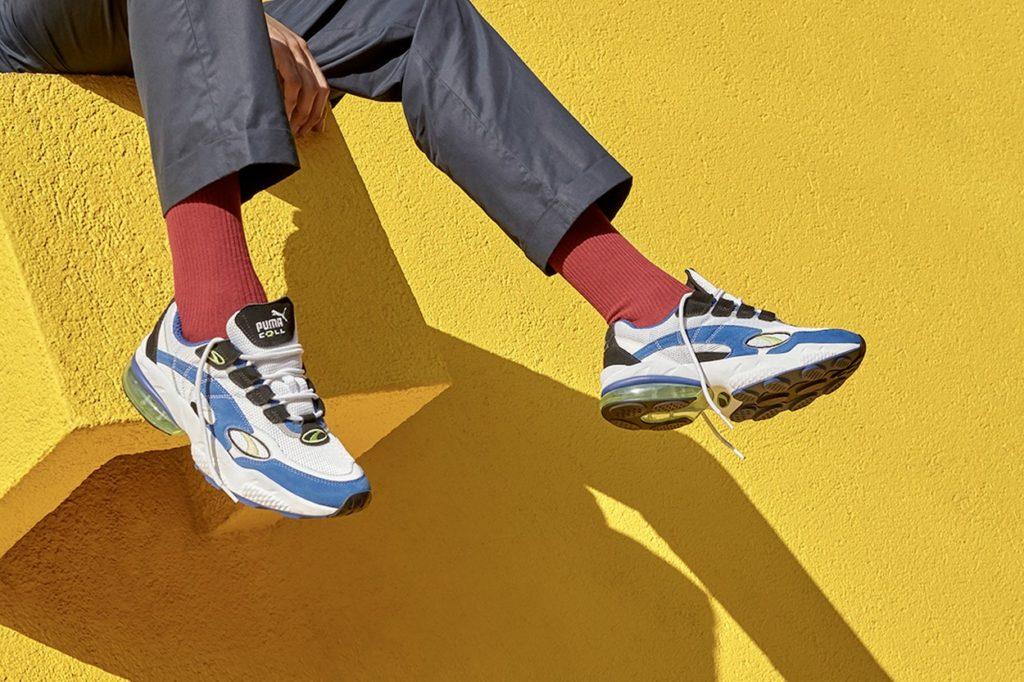 PUMA réédite sa sneaker Cell Venom des années 90