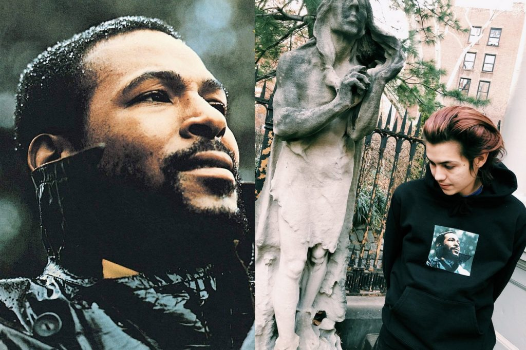 Supreme x Marvin Gaye