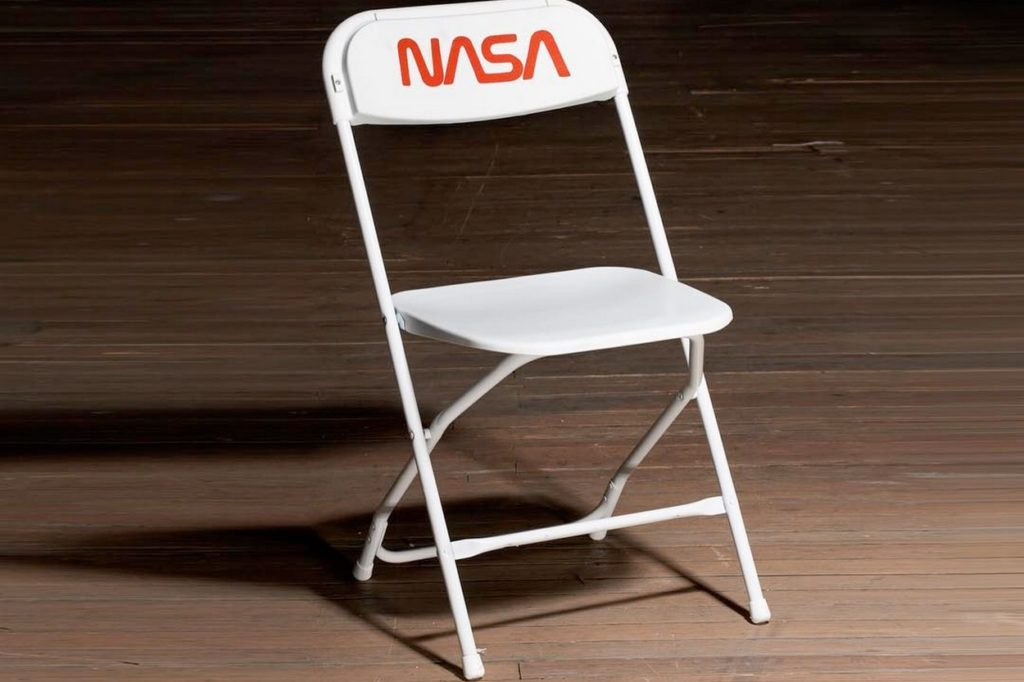 Tom Sachs x NASA Chair