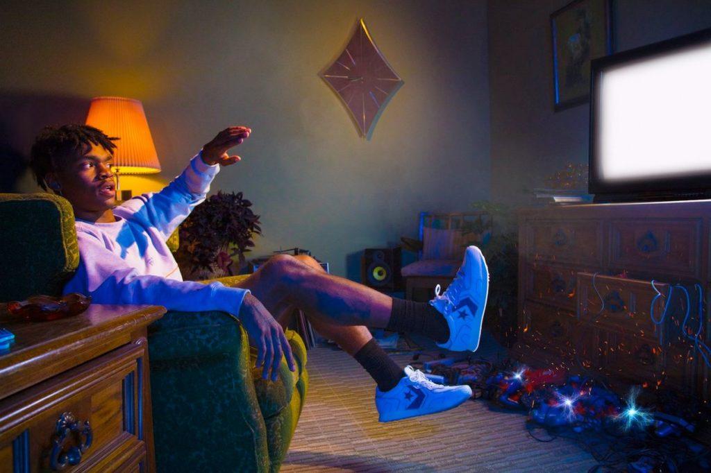 Vince Staples x Converse Thunderbolt Ox