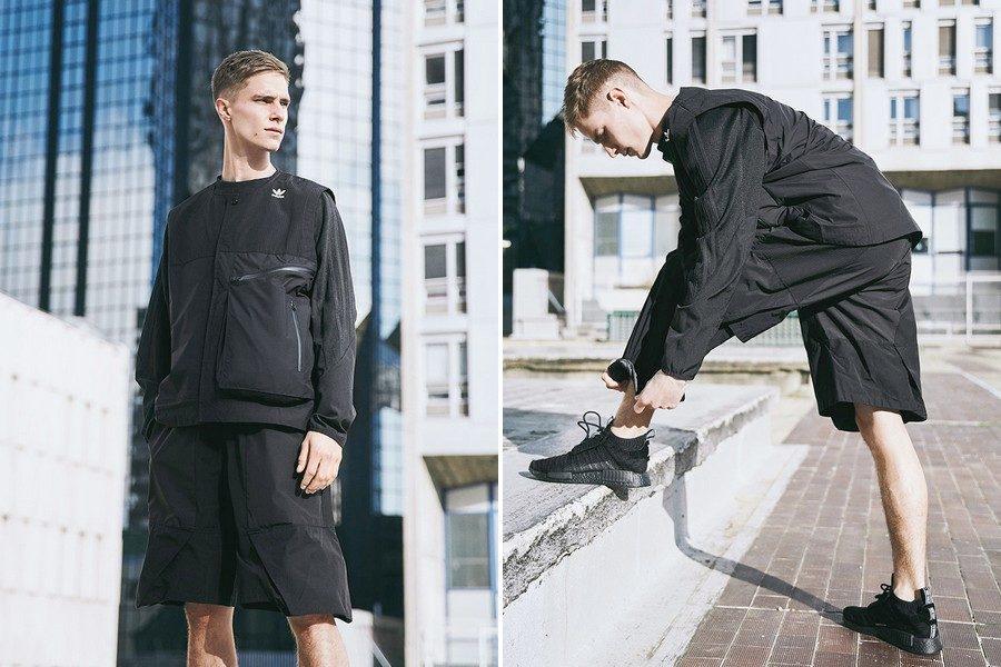 GORE TEX & adidas Originals lancent la collection capsule