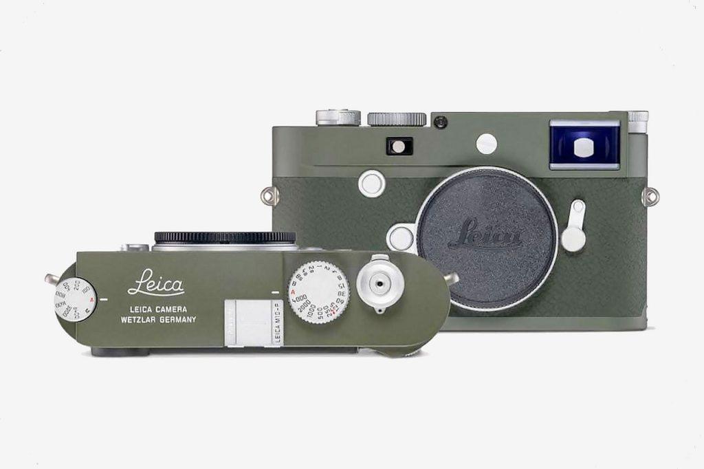 """Leica M10-P """"Safari"""" édition limitée"""