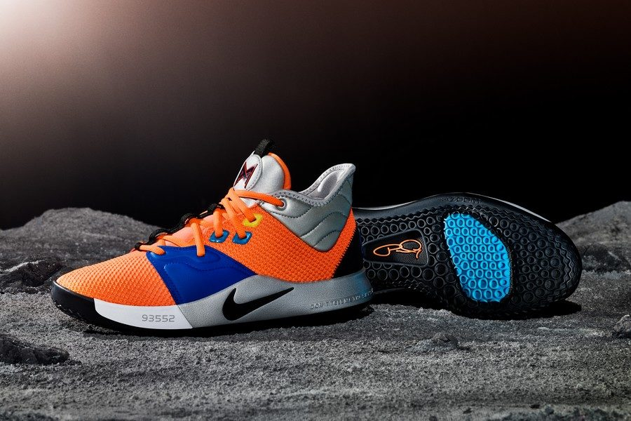 Dévoile Chaussure De GeorgePg3 Nike La Signature Troisième Paul VqGSUMzp