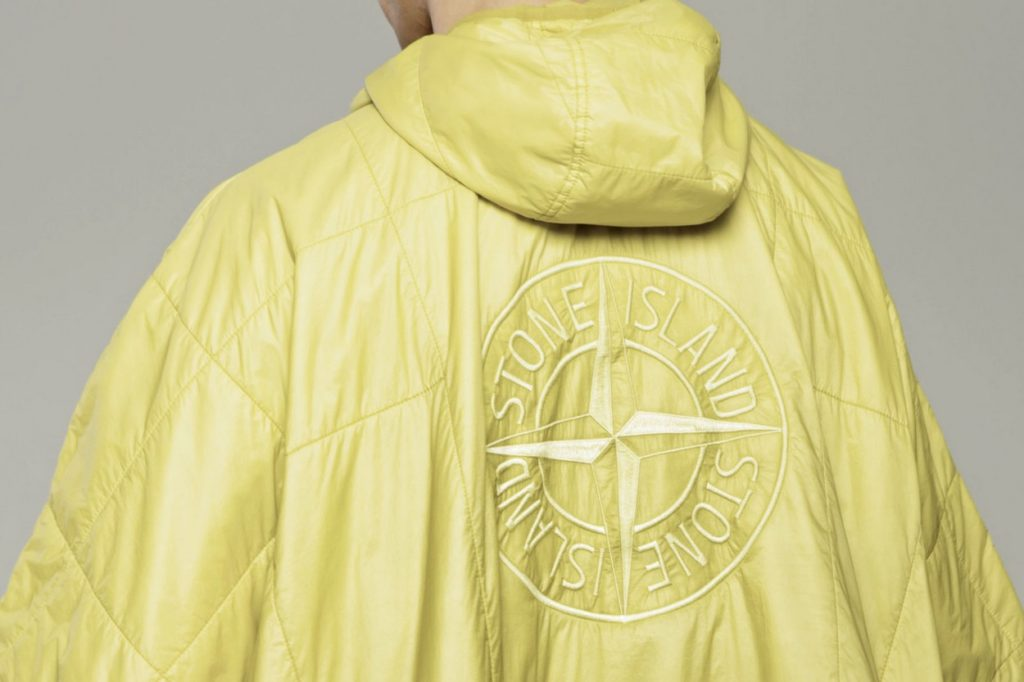 "Lookbook vidéo Stone Island ""Icon Imagery"" Printemps/Été 2019"