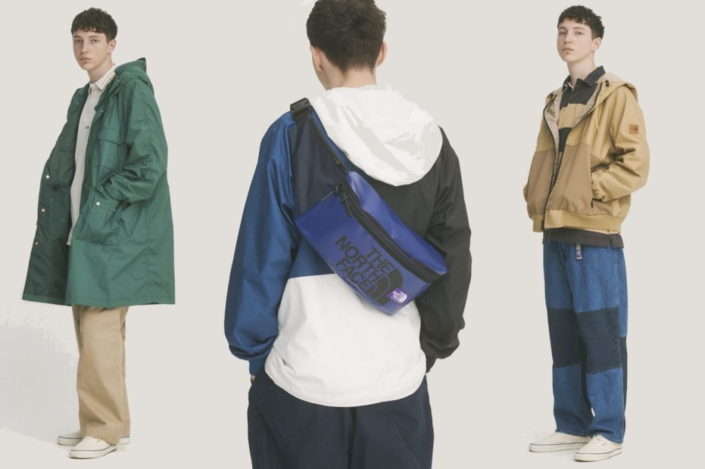 Lookbook THE NORTH FACE PURPLE LABEL Printemps/Été 2019