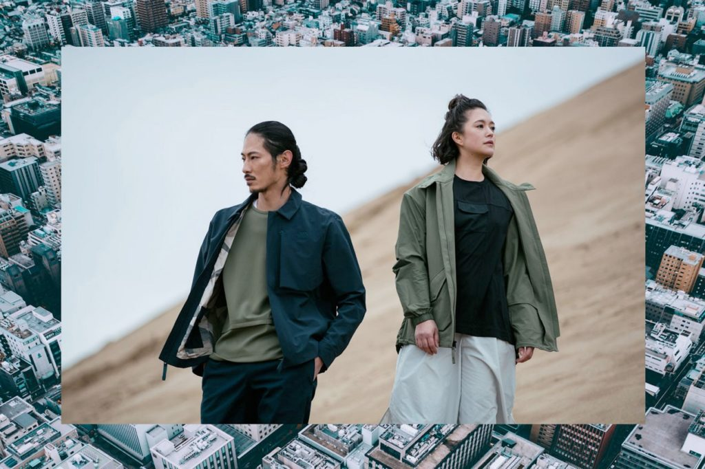 "The North Face ""Urban Exploration"" Printemps 2019"