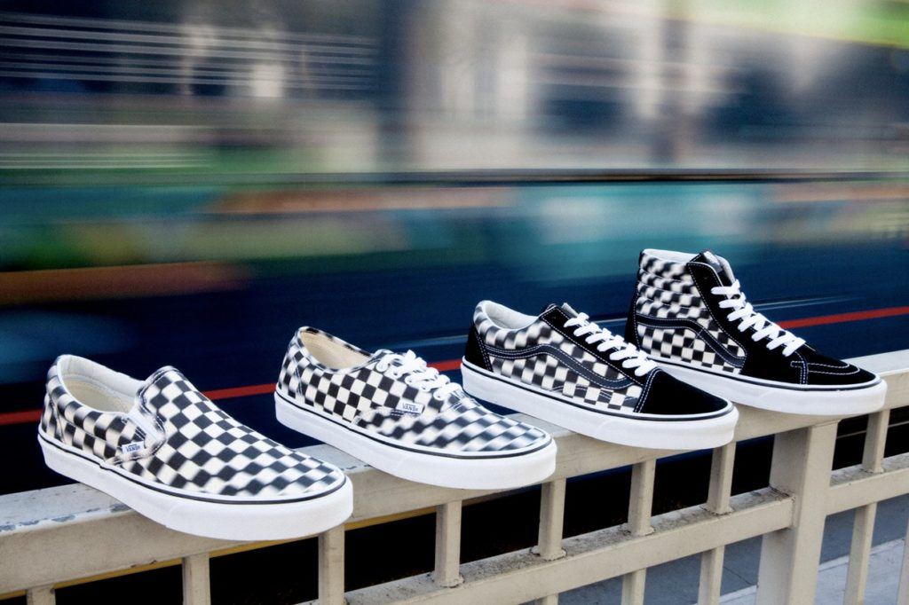 "Vans ""Blur Check Pack"""