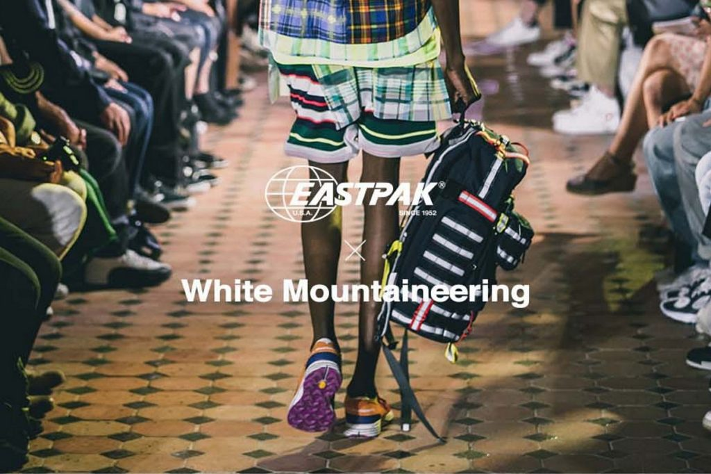 White Mountaineering x Eastpak Printemps/Été 2019