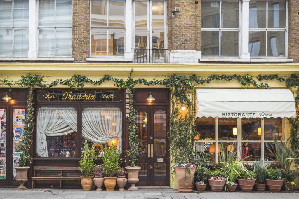 Gloria, le nouveau restaurant de Big Mamma à Londres