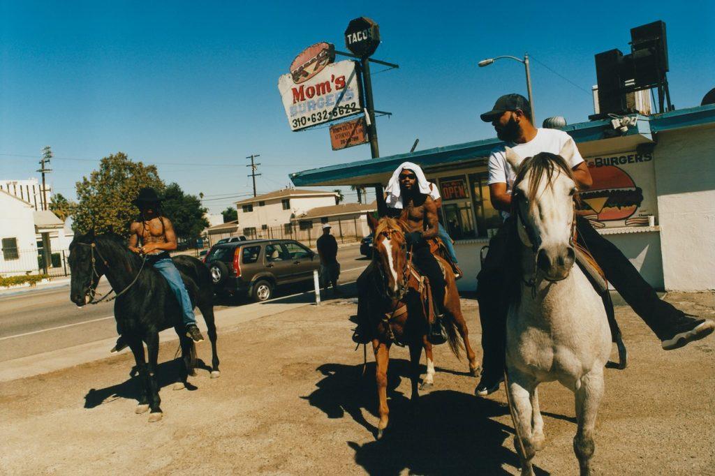 Wrangler Texas fête son 30ème Anniversaire x Compton Cowboys