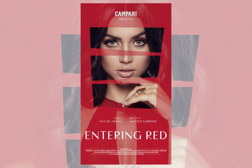 Campari - Entering Red